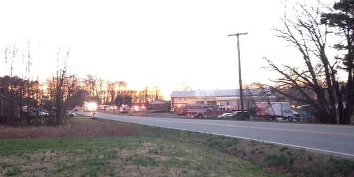 Fire damages Rockwell bakery