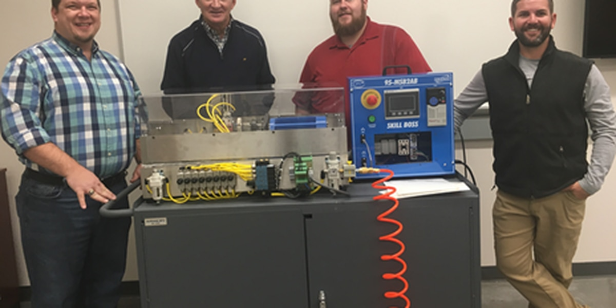 Palmer Foundation Donation helps keep Rowan-Cabarrus Community College at the forefront of Advanced Manufacturing education