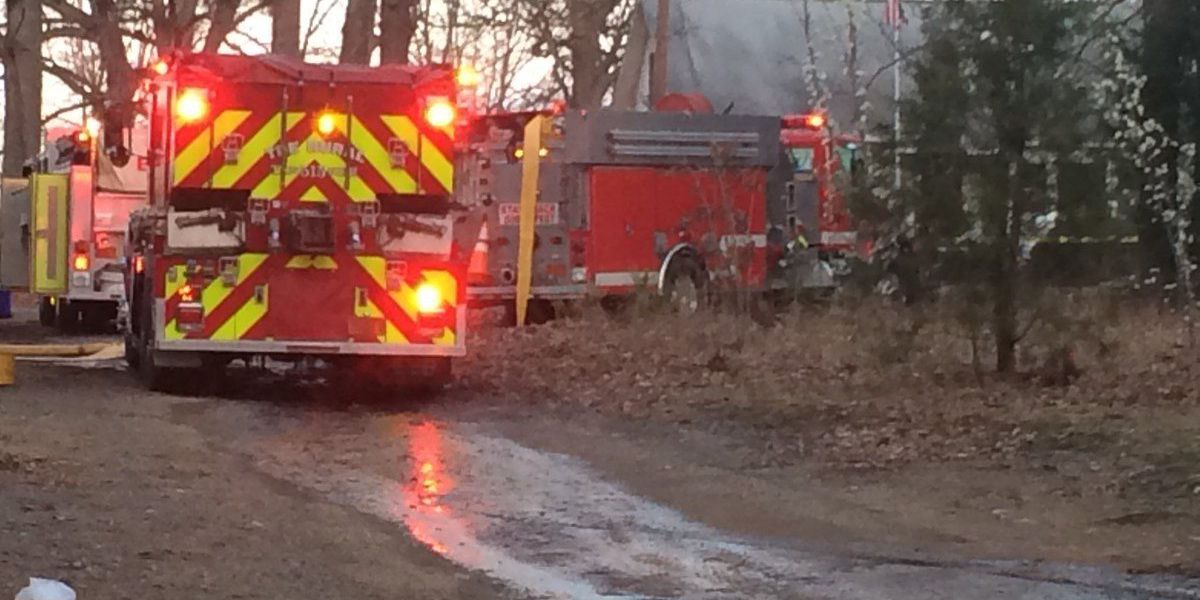 85-year-old woman found dead after house fire in eastern Rowan County