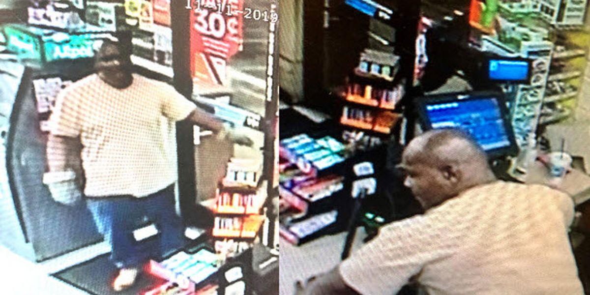Police trying to ID man who robbed Circle K of money, cigarettes in China Grove