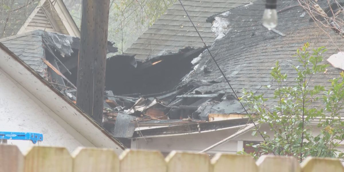 Plane crashes into home in Rosewood neighborhood