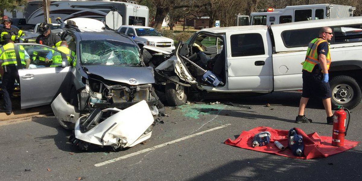 Multiple injuries reported in Rock Hill crash