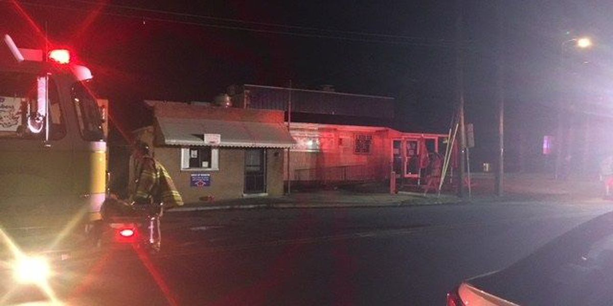 Fire reported at business in Rowan County