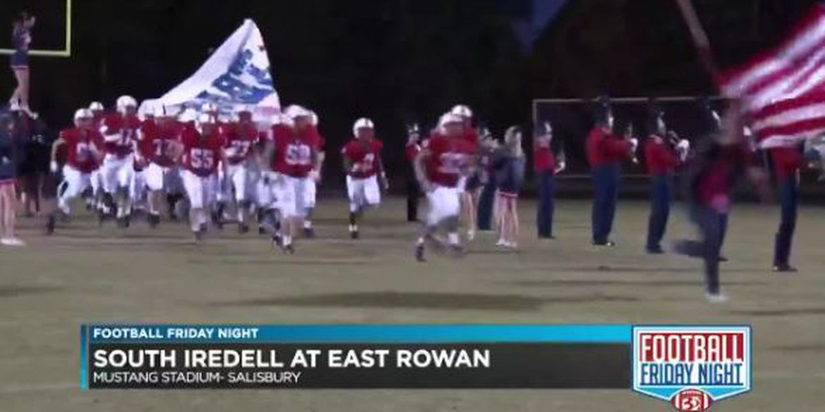 South Iredell at East Rowan