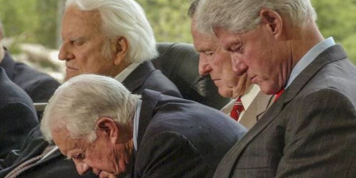 Should Charlotte brace for all surviving US presidents to be at Billy Graham funeral?