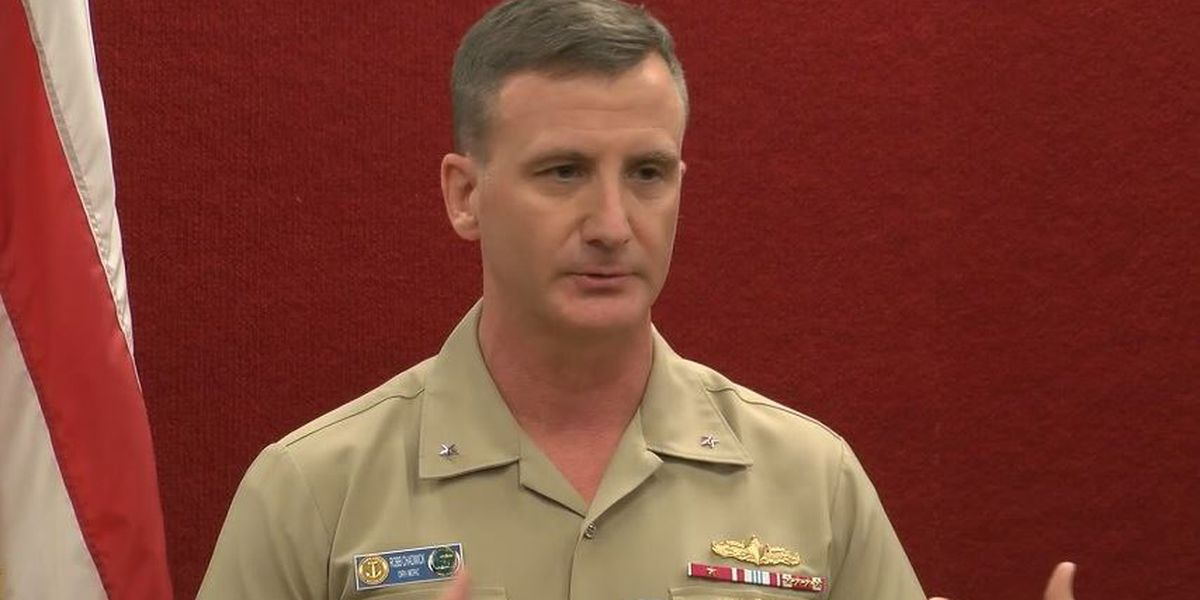 Military declines to discuss service history, disciplinary problems of sailor who fatally shot 2