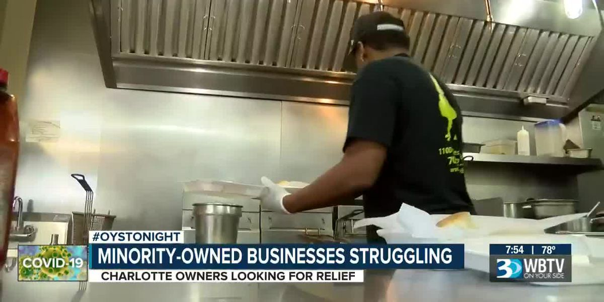 Still waiting, minority-owned businesses continue to seek federal relief