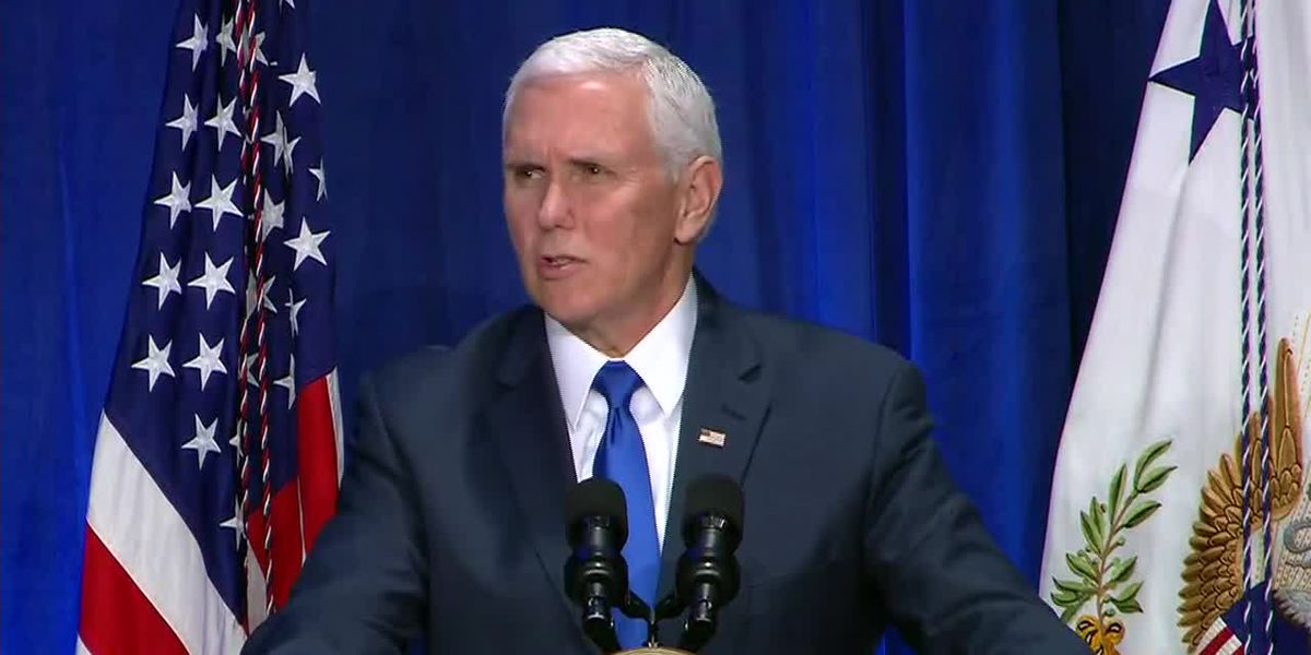VP Mike Pence to stump for Dan Bishop in heated District 9 race