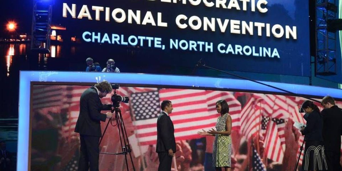 Charlotte firms not planning major presence at political conventions