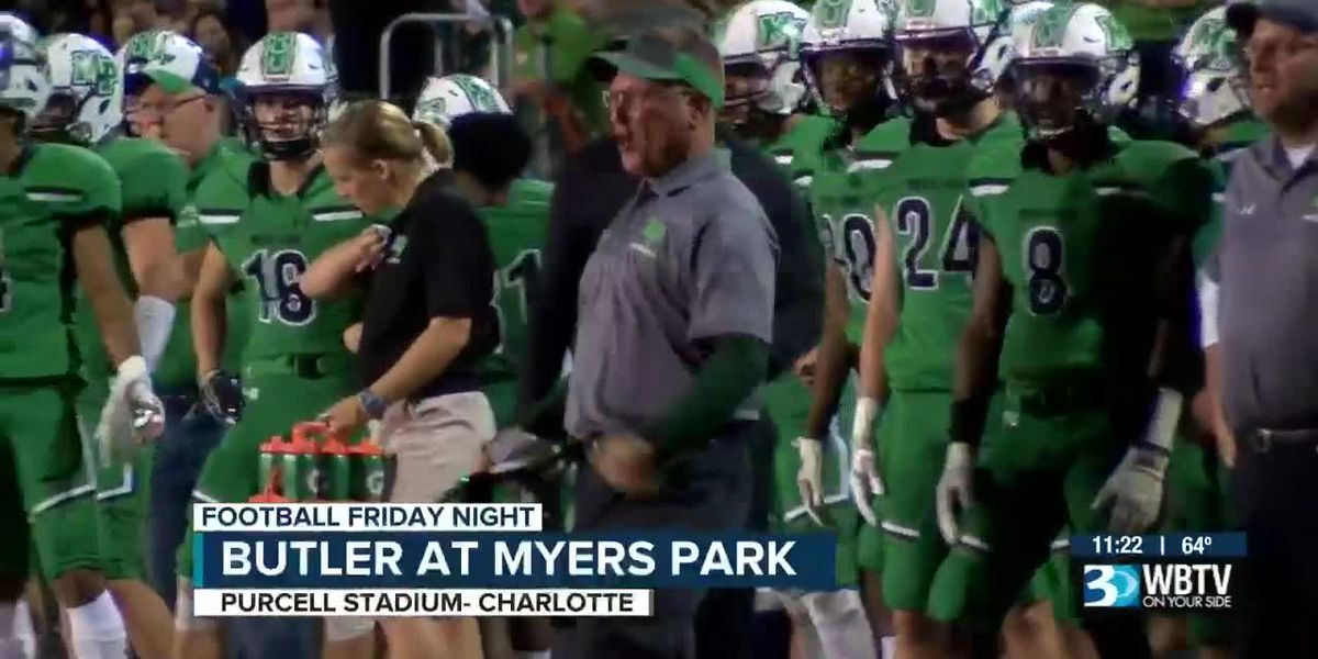 Butler at Myers Park