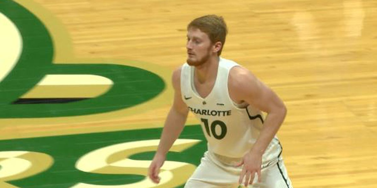 Robb with 12 points, Charlotte beats Louisiana Tech 55-40