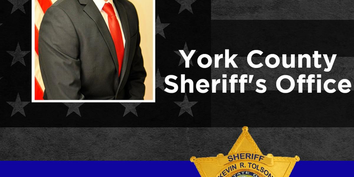 Procession held for fallen York County deputy fatally shot in line of duty