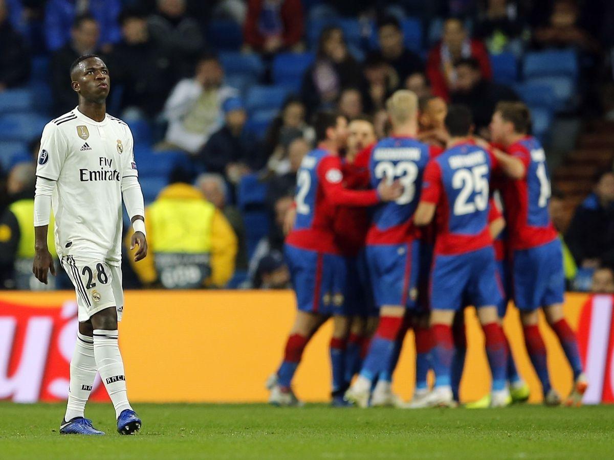 Real Madrid, Man U pay price for fielding weakened teams