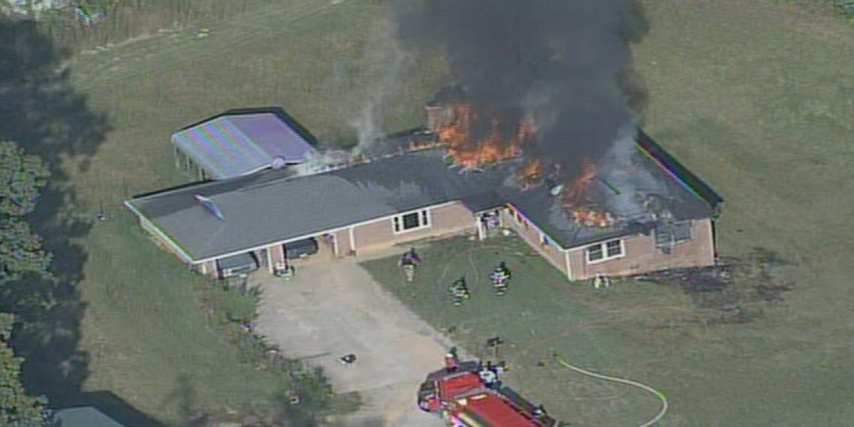 Rubbing alcohol used for extermination believed to be cause of Gaston Co fire