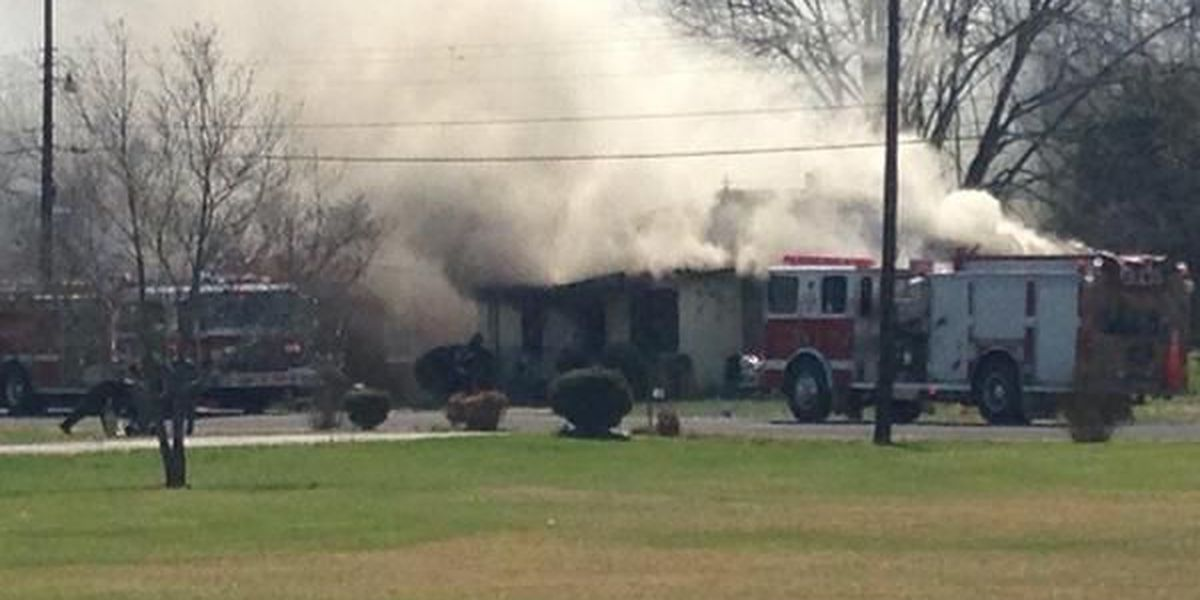Food left on stove leads to fire that destroys home