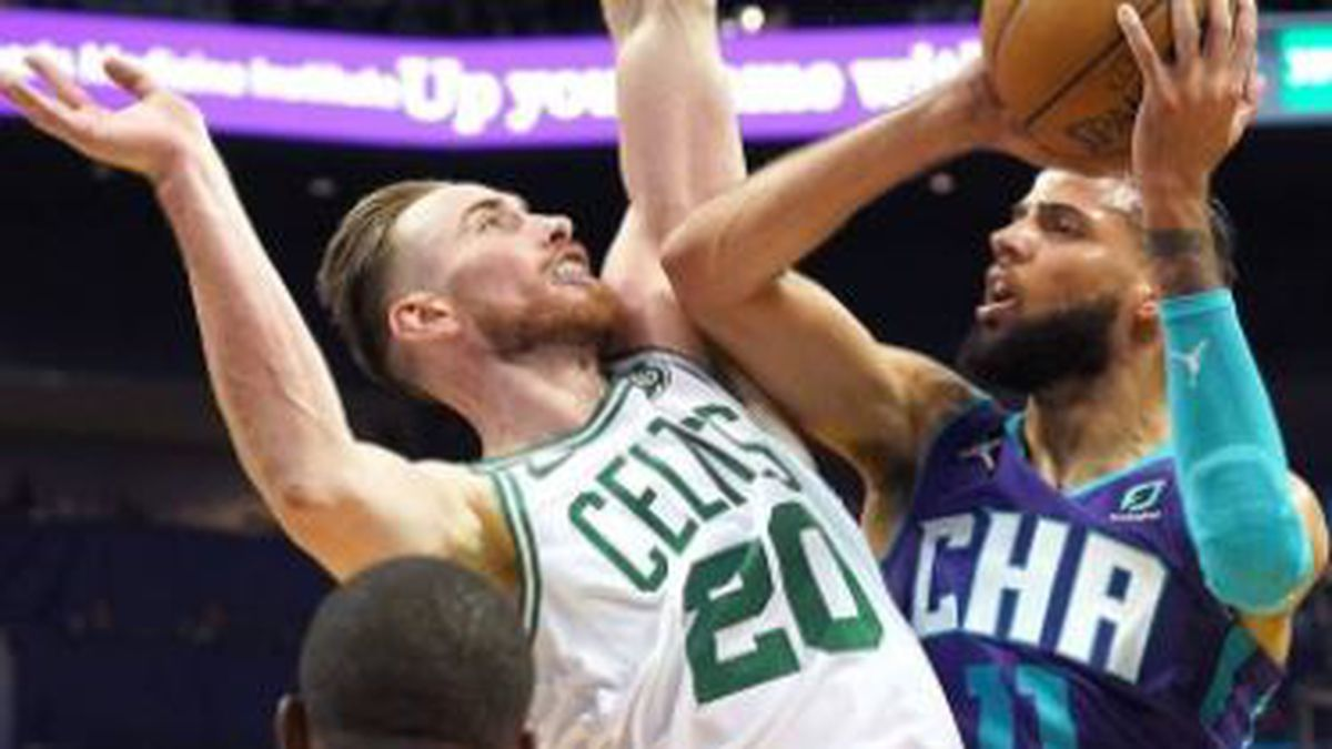 It's official: Hornets acquire former NBA All-Star Gordon Hayward in sign-and-trade