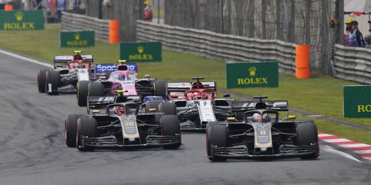 Kannapolis-based Haas F1 team has disappointing results in Chinese Grand Prix