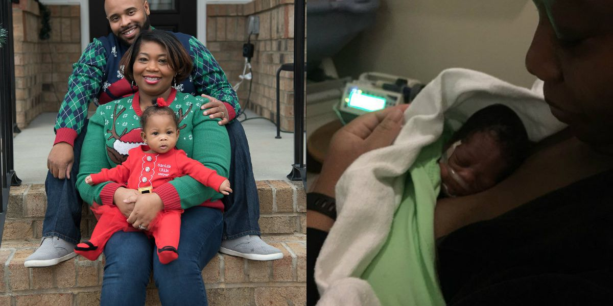 """'Oh my God, is she going to be OK?"""" A Black Maternal Health Success Story"""