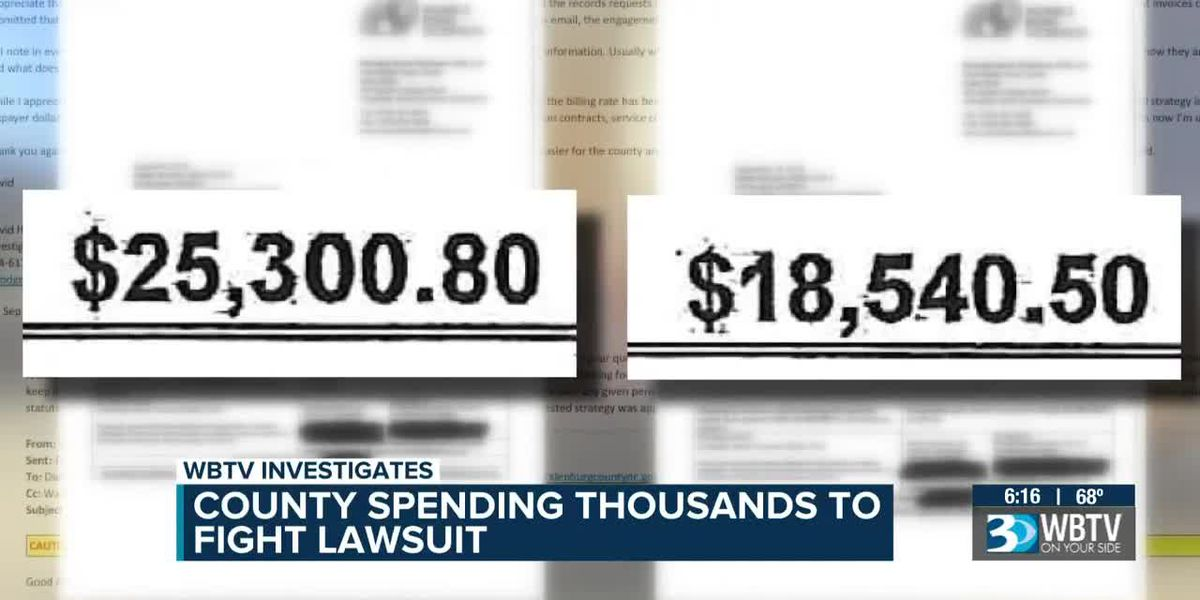 Meck County relents, shows how much tax dollars are being spent on open meeting lawsuit