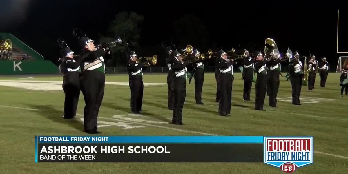 FFN: Band of the Week- Ashbrook High