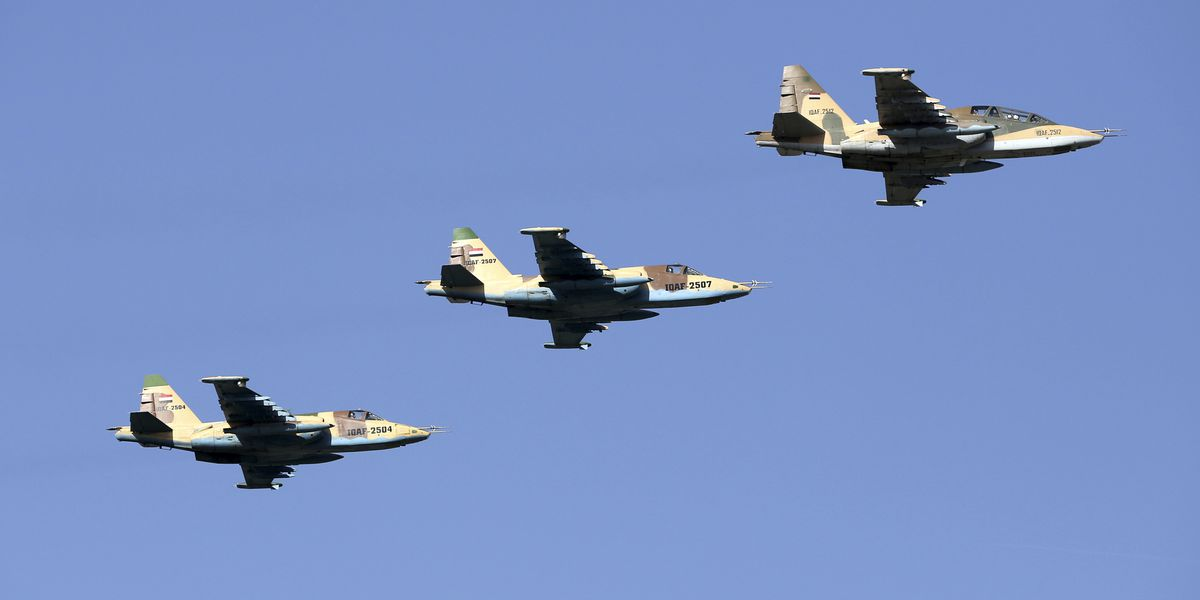 Syria's Assad authorizes Iraqi forces to strike IS in Syria