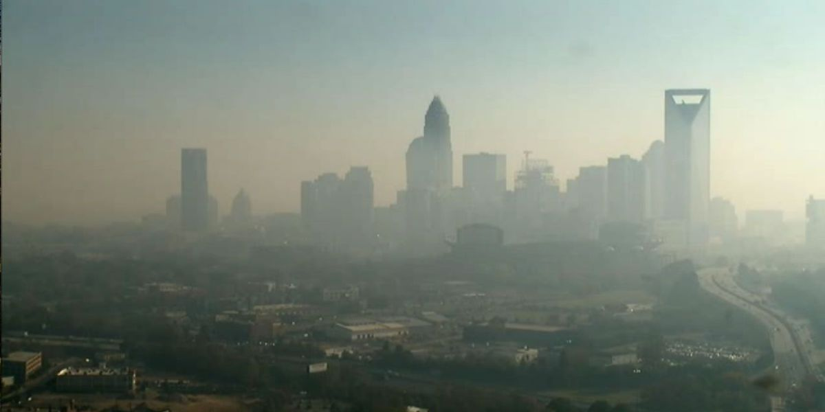 A deeper look into Charlotte's Air Quality Alert