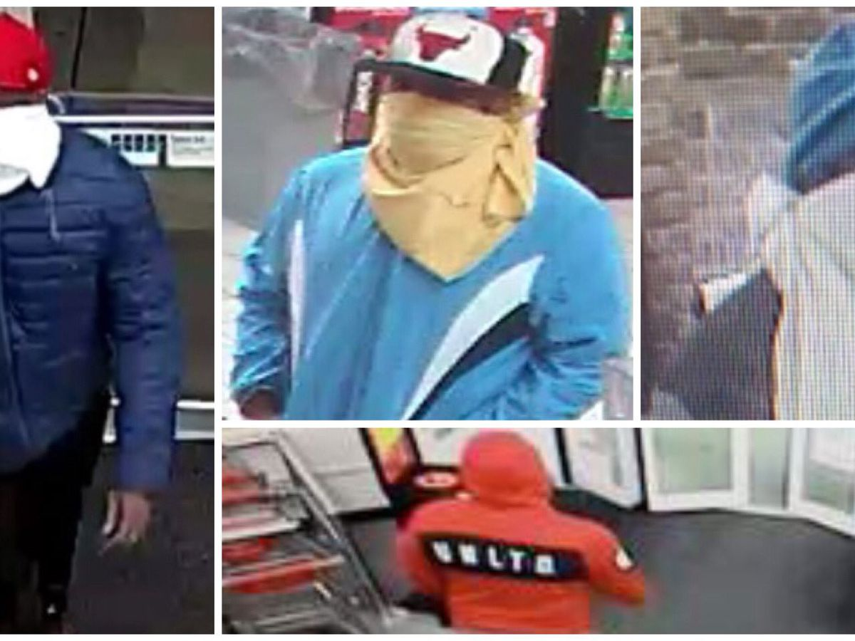 Man has robbed 8 stores in 9 days, Lexington, Richland deputies say