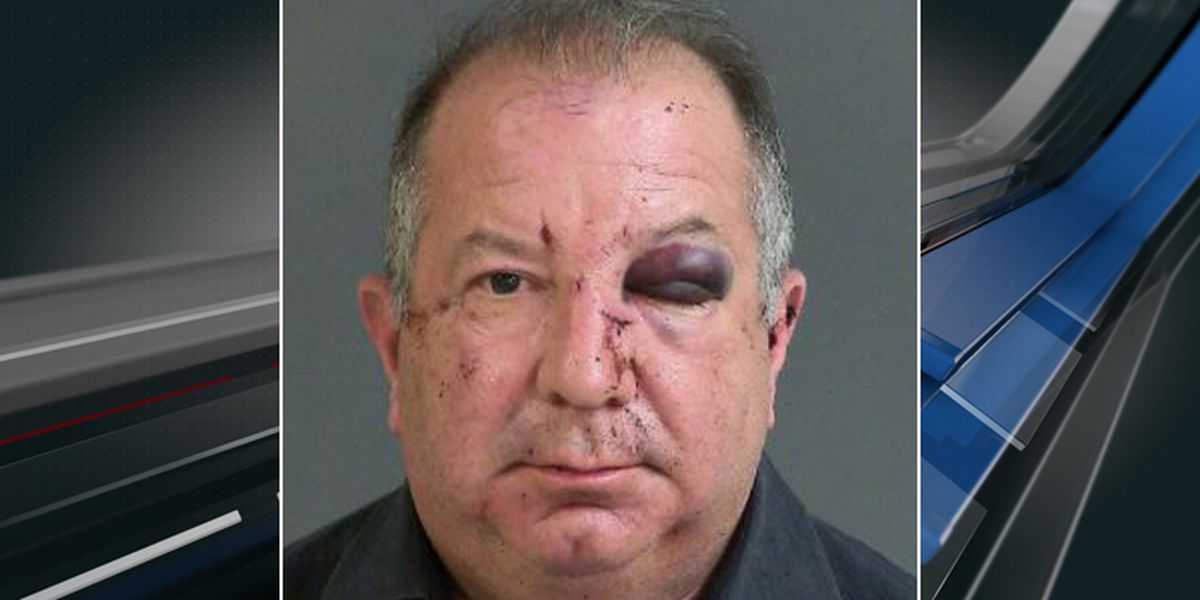 Assault suspect who got punched in the face by bystander barred from practicing law