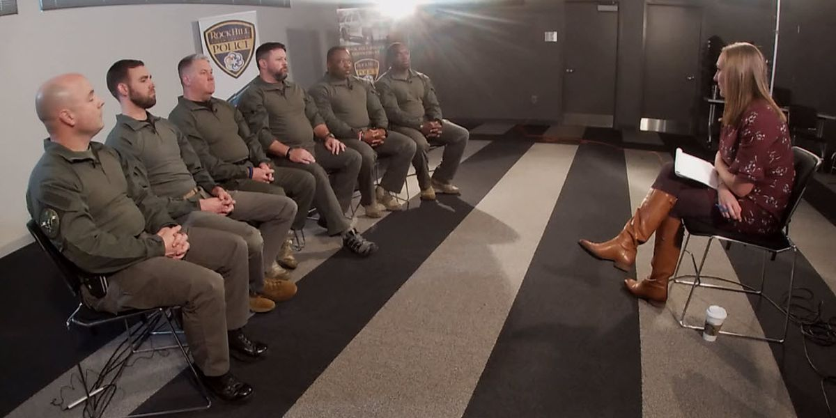 Rock Hill SWAT team reflects on night Det. Mike Doty was shot, later died