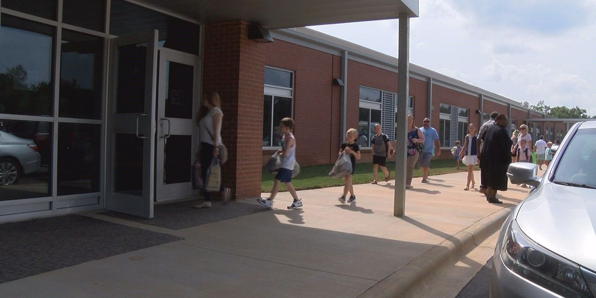 Excitement fosters as new school opens in Lancaster