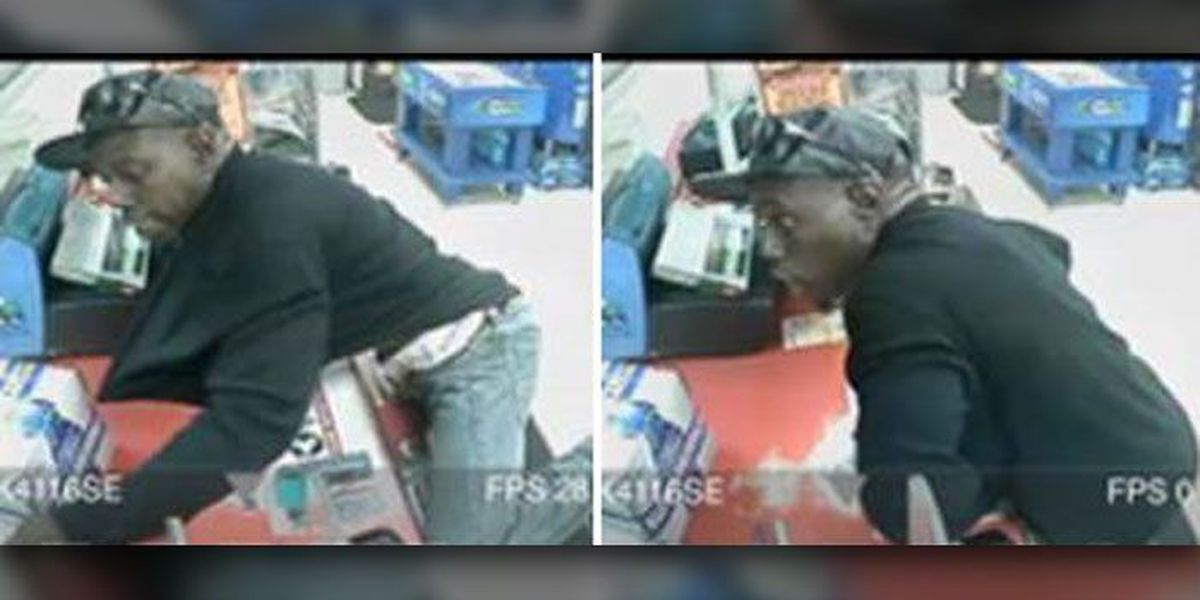 Police release photos of armed robbery of Charlotte business