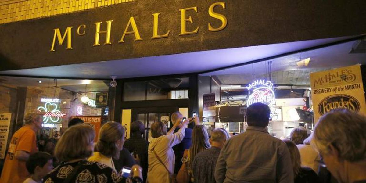 McHale's Irish Pub, a staple in Rock Hill since 2004, announces it's closing for good