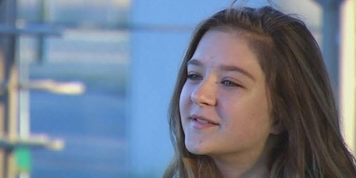 NC middle schooler saves teacher from choking