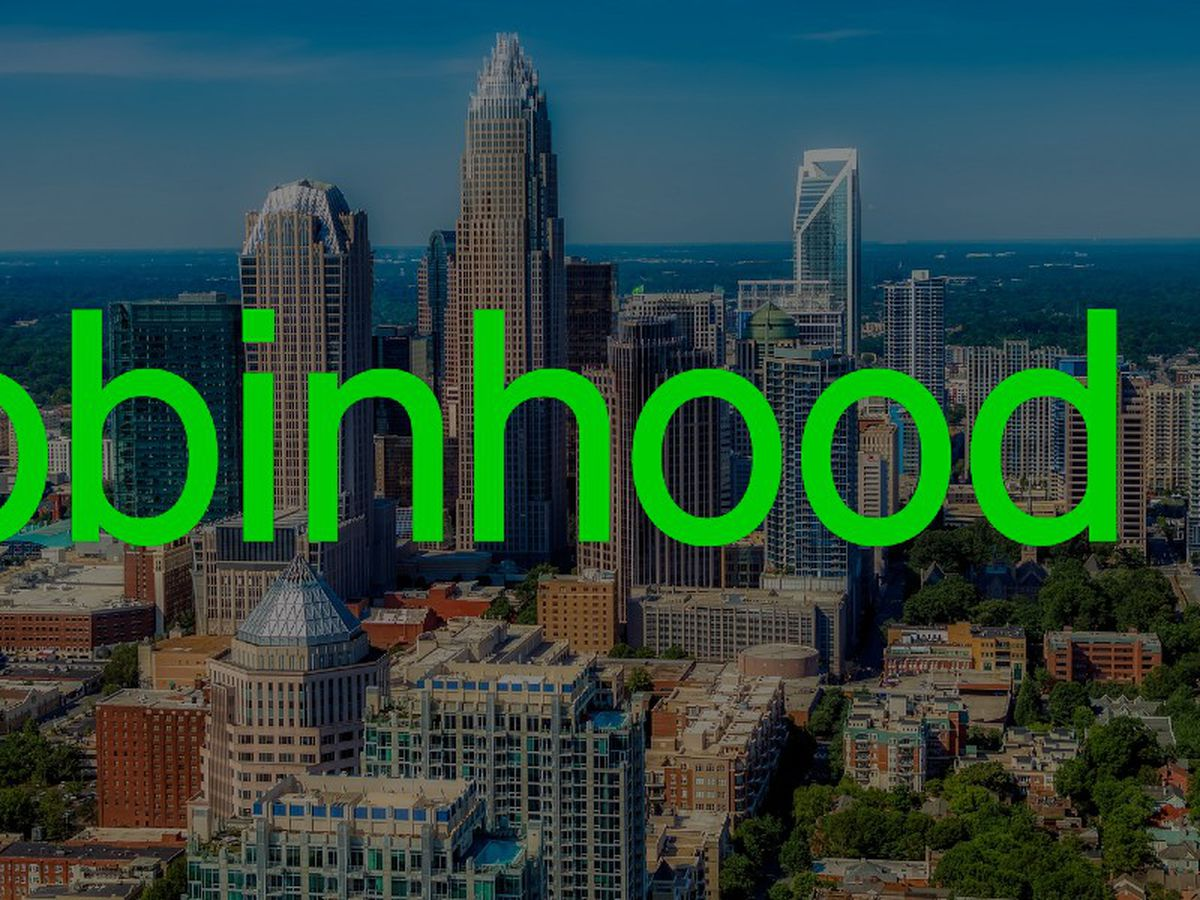 Stock trading firm Robinhood coming to Charlotte to create nearly 400 jobs