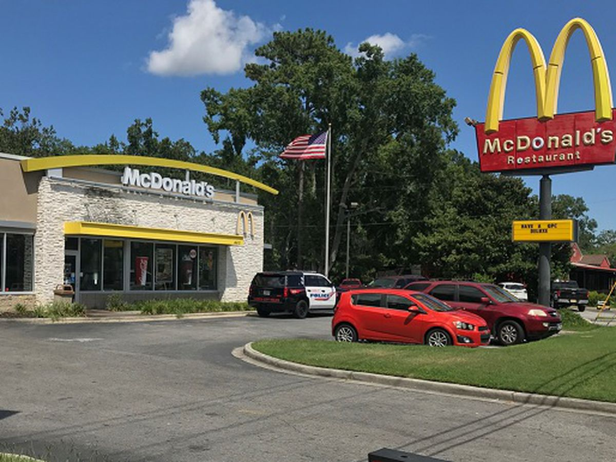Police: Ga. woman fires gun in McDonald's after receiving cold fries