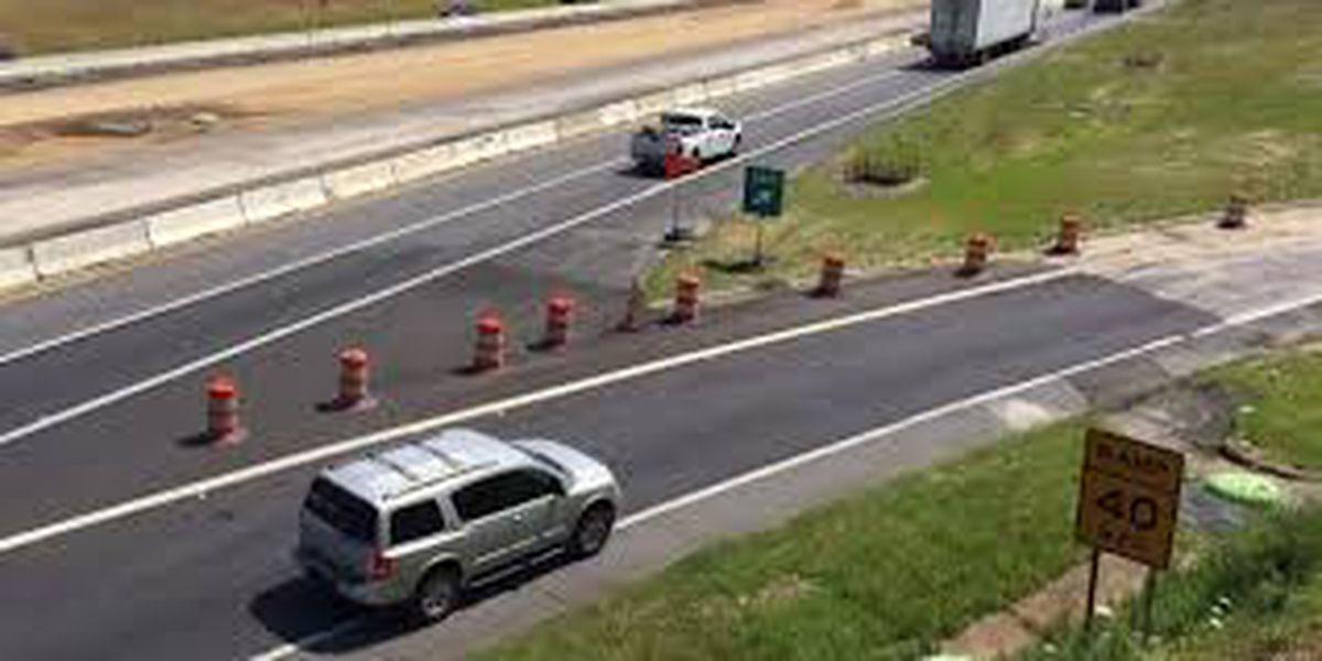 Traffic shift, ramp closure planned during I-85 repair in Rowan County