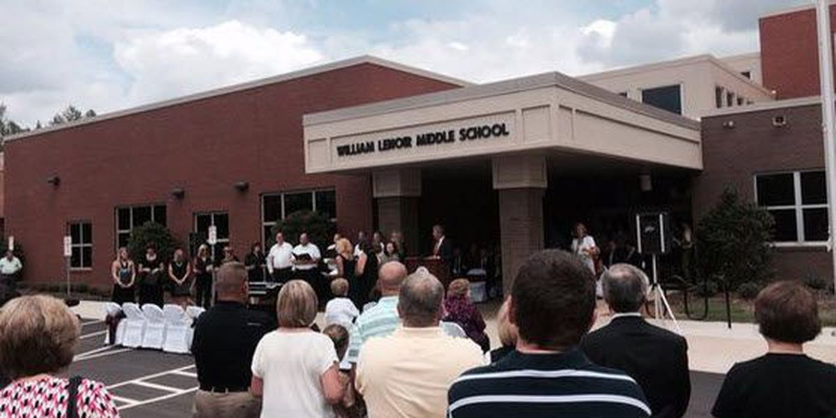 New middle school in Caldwell County hailed as 'prototype for the entire county'