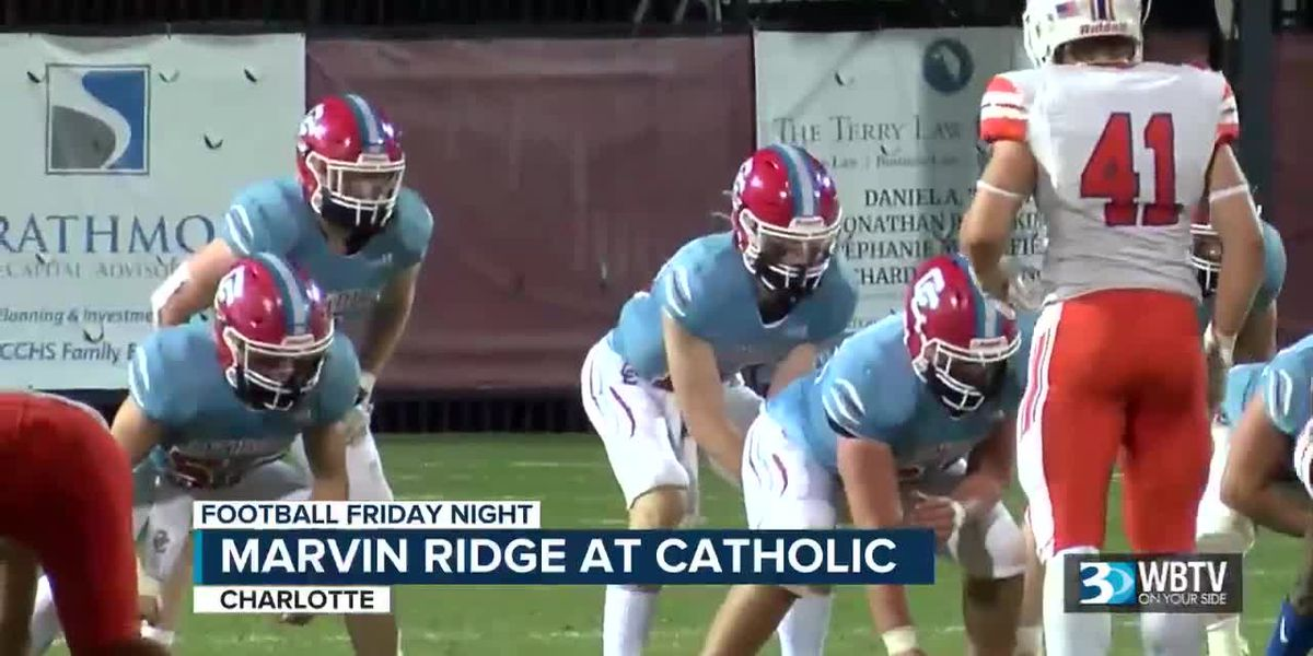 Marvin Ridge at Catholic
