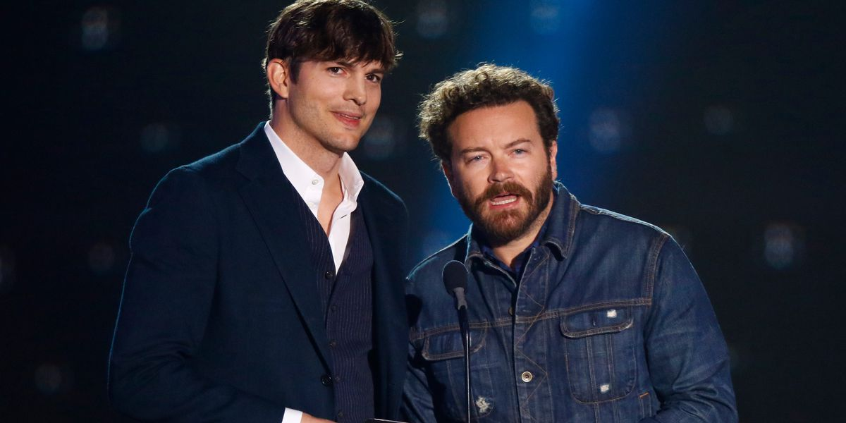 `That 70s Show' actor Danny Masterson charged in 3 rapes