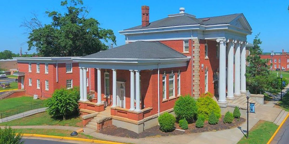 Livingstone secures second $500,000 grant for its historic Andrew Carnegie Library
