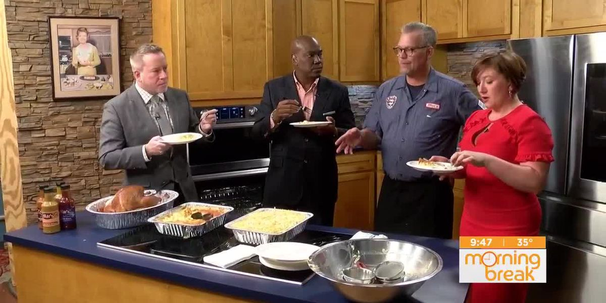Making Mac and Cheese with Mac's Speed Shop
