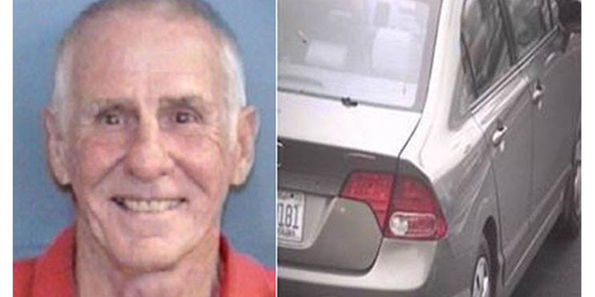 75-year-old man reported missing after leaving home in SE Charlotte