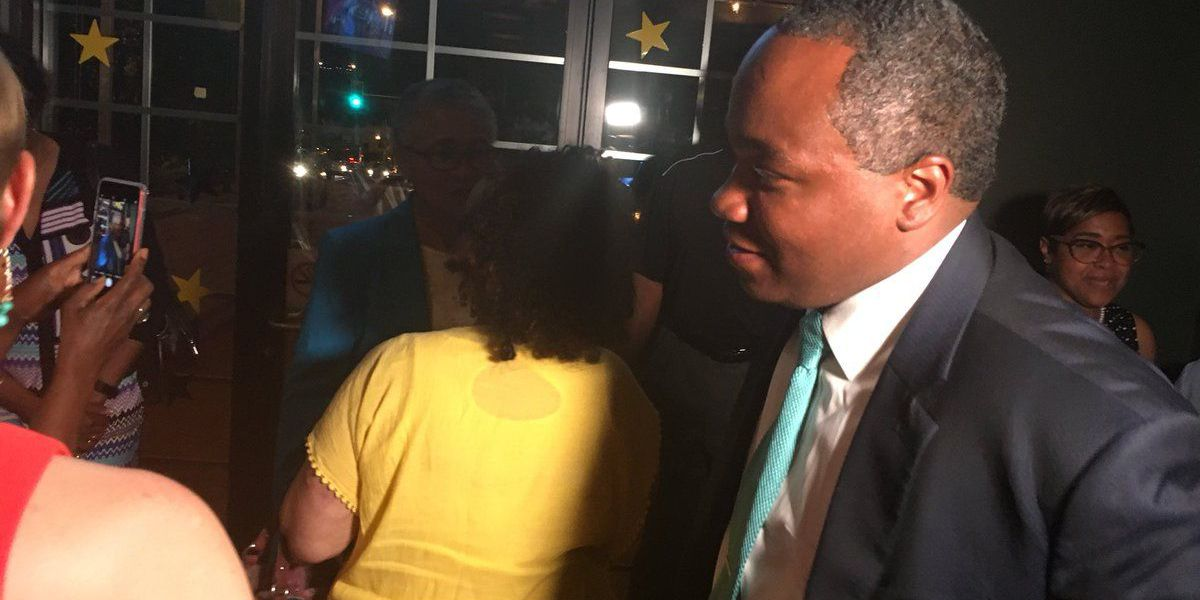 History made In Mecklenburg County on primary election night