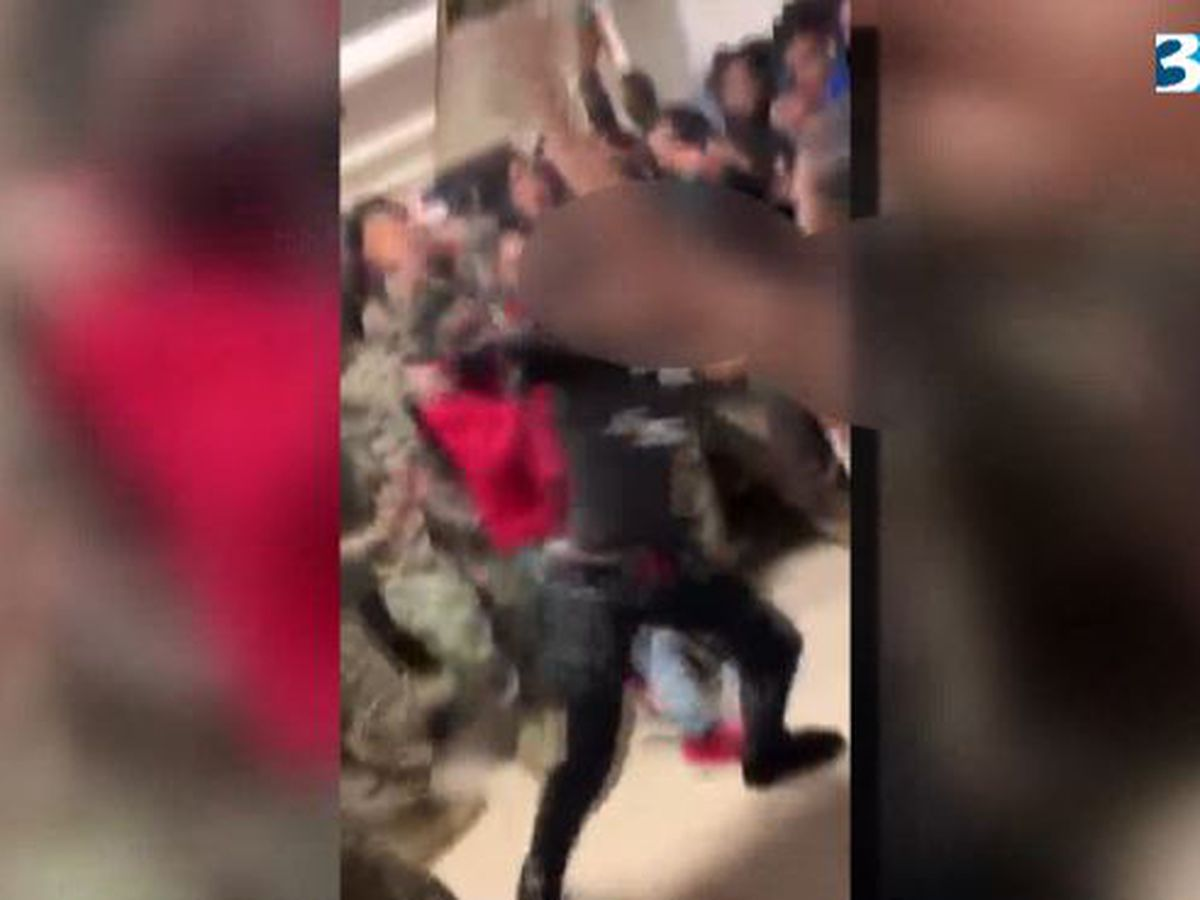 Mother has questions after 10th grader tased during fight at SC high school