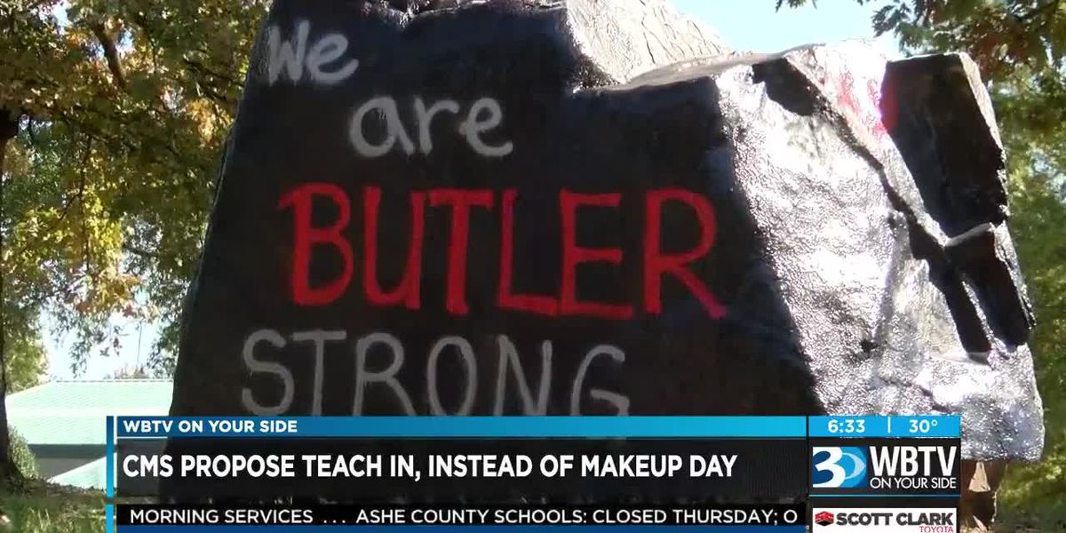Students at Butler High School will not have to return to school on January 22