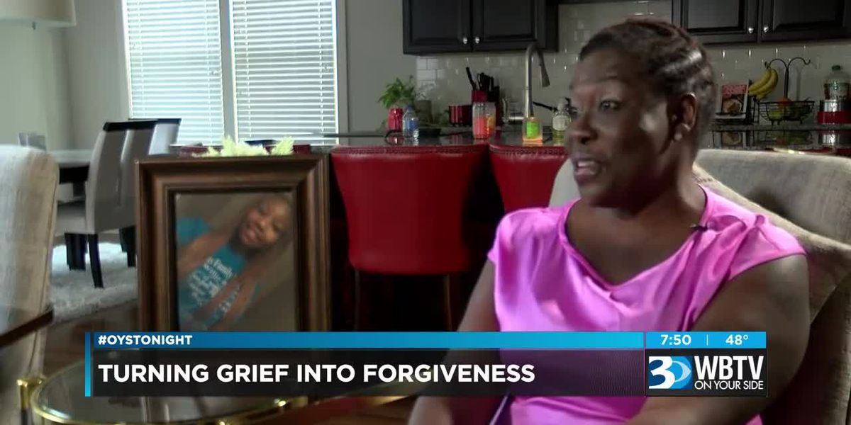 Turning holiday grief into forgiveness