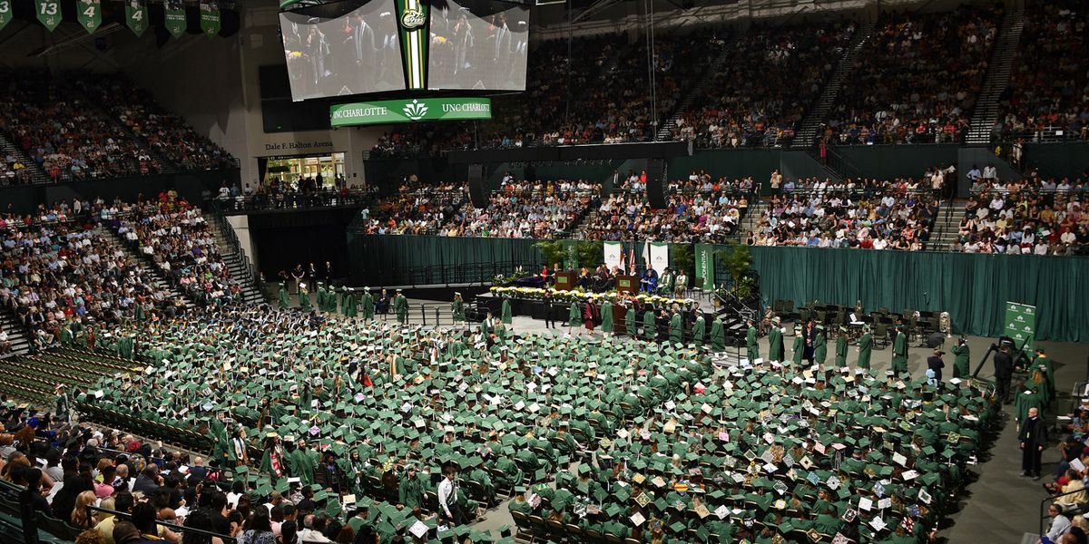 UNC Charlotte commencement postponed due to coronavirus outbreak