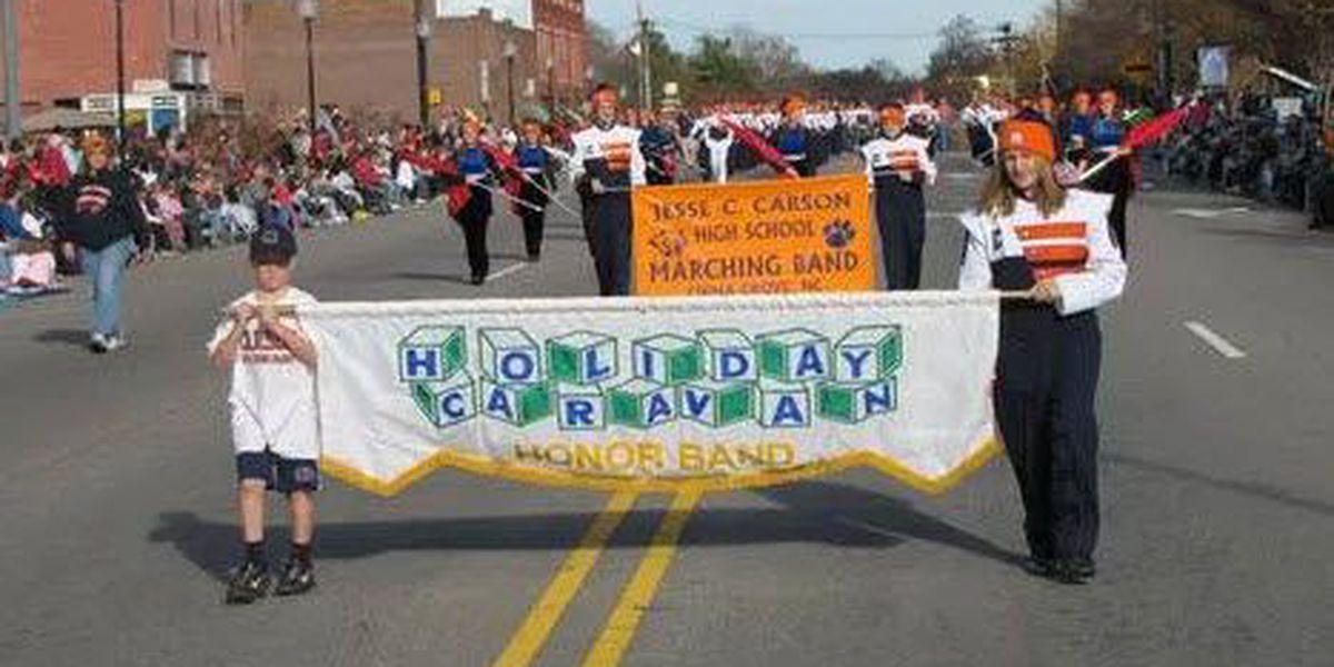 Organizers: Holiday Caravan parade is 'no more' in Rowan County
