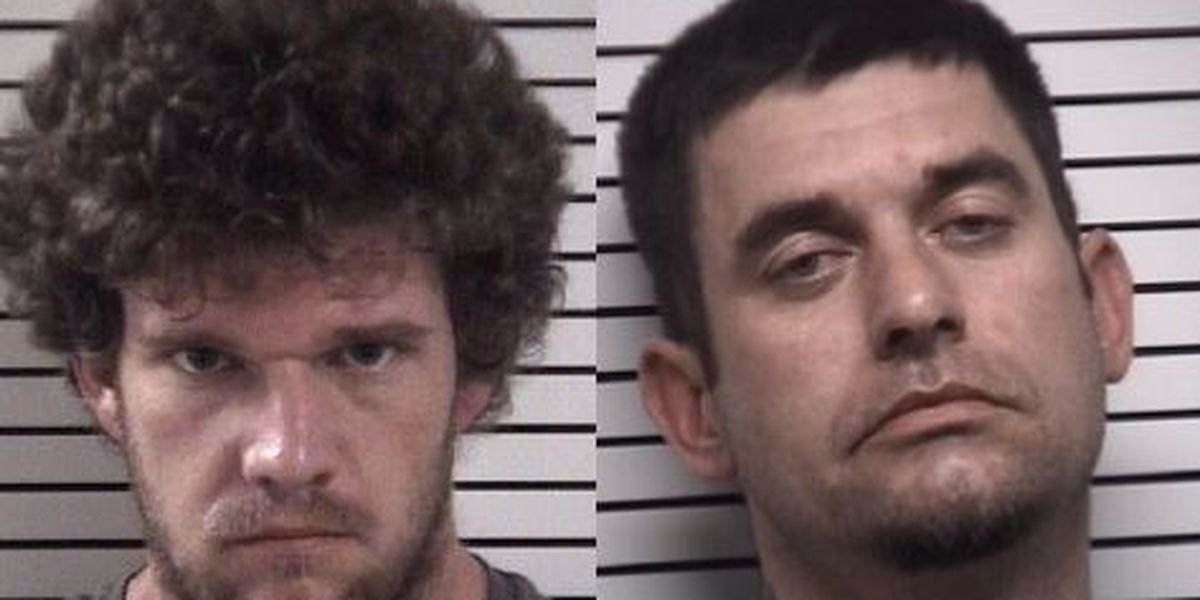 Pair arrested on meth charges after routine traffic stop in Iredell Co.