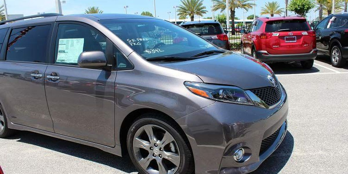 Should you drive a new Toyota minivan or Toyota SUV!